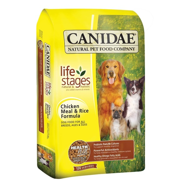 Canidae Life Stages Chicken Meal & Rice Dog Food