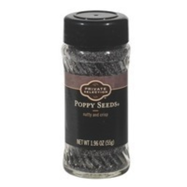 Kroger Private Selection Poppy Seeds