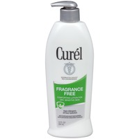 Curel Fragrance Free Comforting For Dry & Sensitive Skin Lotion