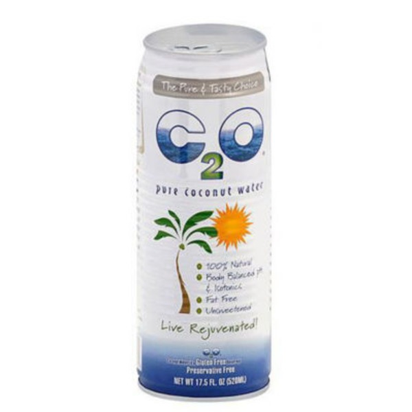 C2O Pure Coconut Water Can