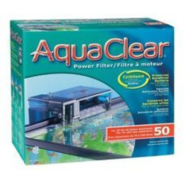 Aqua Clear 50 Aquarium Power Filter