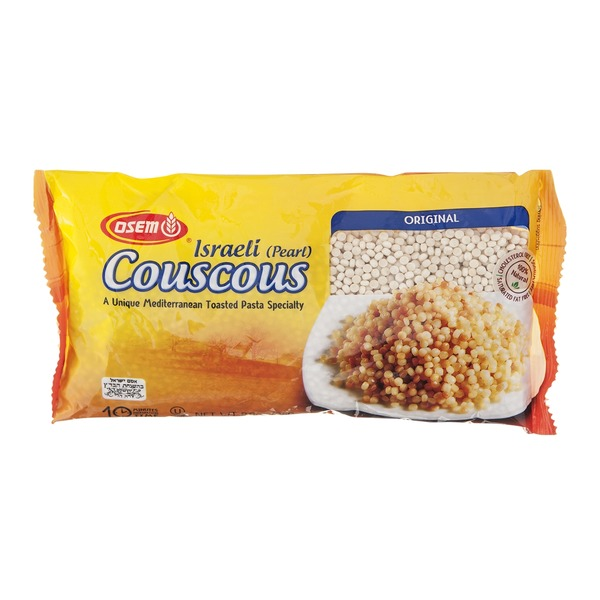 Osem Couscous Toasted Pasta Original