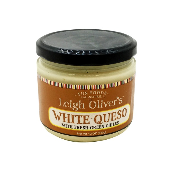 Leigh Oliver's White Queso