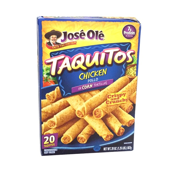 José Olé Chicken Taquitos