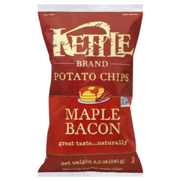 Kettle Brand® Maple Bacon Potato Chips
