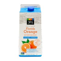 365 Florida Orange Juice With Calcium & Vitamin D