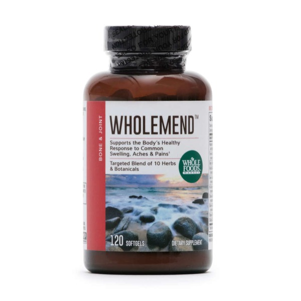 Whole Foods Market Wholemend Softgels