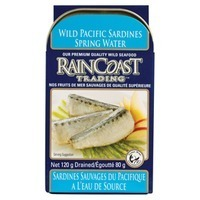 Rain Coast Trading Sardines In Spring Water