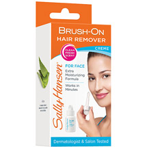 Sally Hansen Brush-On Hair Remover Creme For Face