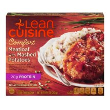 Lean Cuisine Comfort Meatloaf with Mashed Potatoes, 9.375 OZ