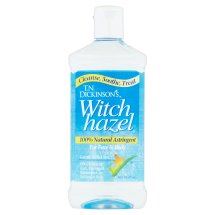 Dickinson's Witch Hazel Cleansing Astringent, 16 Fl Oz