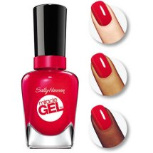 Sally Hansen Miracle Gel Nail Color, Red Eye, 0.5 fl oz