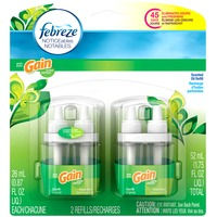 Febreze Noticeables Febreze NOTICEables Gain Original Dual Oil Refill Air Freshener (2 Count; 1.75 oz) Air Care