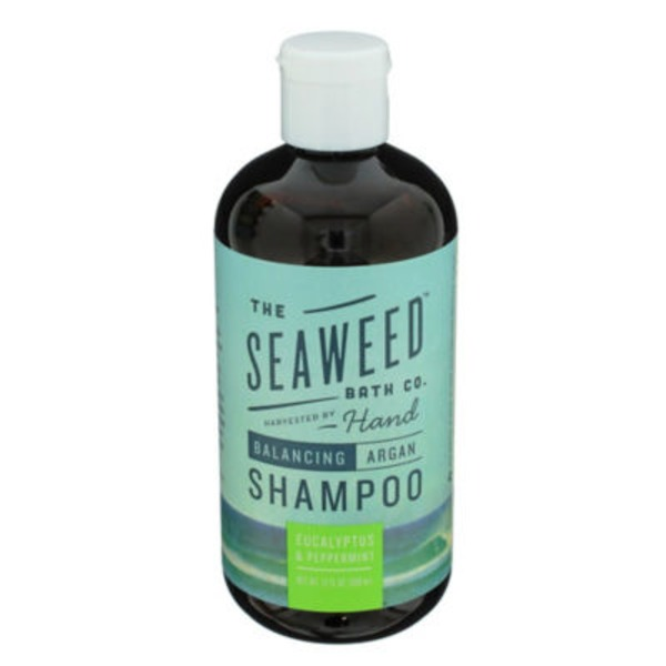 The Seaweed Bath Co. Eucalyptus & Peppermint Balancing Argan Shampoo