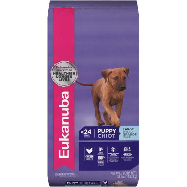 Eukanuba Puppy Early Advantage Large Breed Dog Food