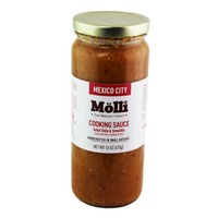 Molli Mexico City Arbol Chile & Tomatillo Cooking Sauce