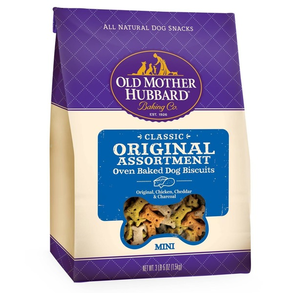 Old Mother Hubbard Assorted Mini Biscuits For Dogs