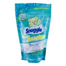 Snuggle Scent Boosters Concentrated Scent Pacs Blue Iris Bliss - 26 CT