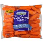 Peeled Baby-Cut Carrots, 1 lb bag