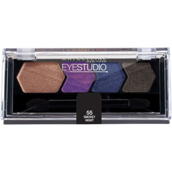 Eye Studio® Color Plush® Smokey Night Silk Eyeshadow Quad