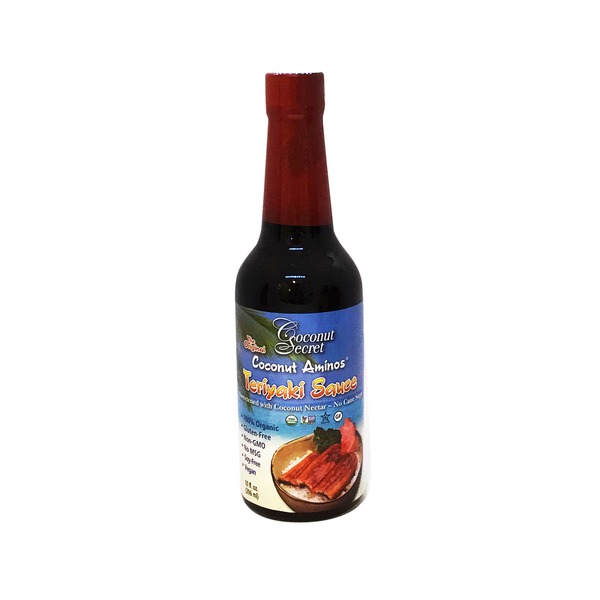 Coconut Secret Coconut Aminos Teriyaki Sauce