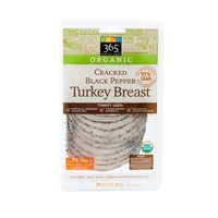 365 Organic Black Pepper Turkey Breast