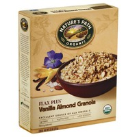 Nature's Path NP Vanilla Almond Granola