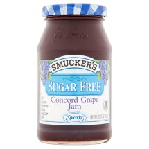 Smucker's Sugar Free Concord Grape Jam, 12.75 oz
