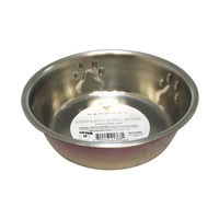 Harmony Purple Ombre Stainless Steel 1 Cup Cat Bowl