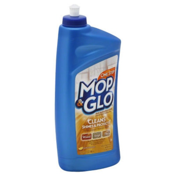 Mop & Glo One Step Fresh Citrus Multi-Surface Floor Cleaner
