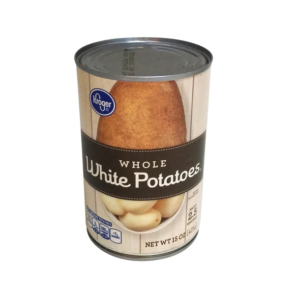 Kroger Whole White Potatoes