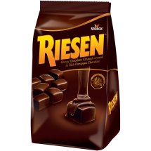 RIESEN Chewy Chocolate Covered Caramel Candy, 30 oz