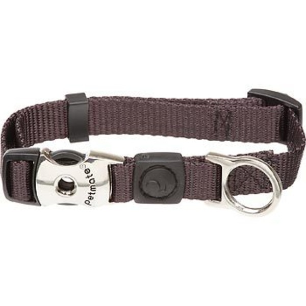 Petmate Coal Adjustable Collar 3/4