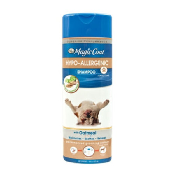 Four Paws Magic Coat Hypo Allergenic Dog Shampoo