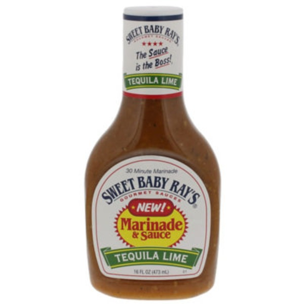 Sweet Baby Ray's Tequila Lime Marinade & Sauce