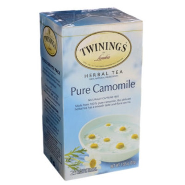 Twinings Pure Camomile Herbal Tea Bags