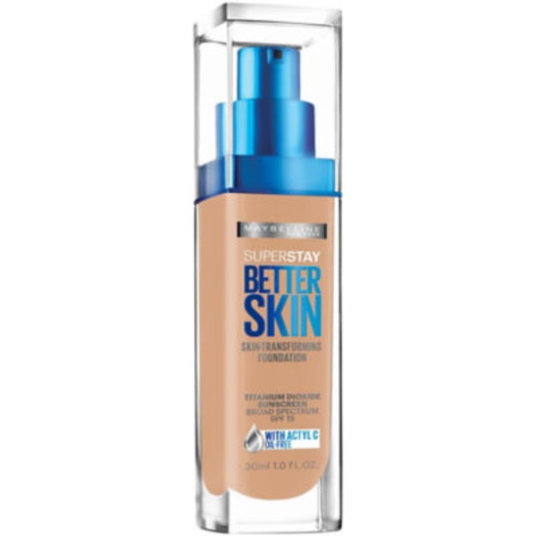 "Superstayâ""¢ Natural Beige Better Skin Foundation"
