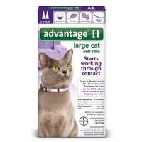 Advantage Once-A-Month Topical Flea Prevention and Treatment for Large Cats