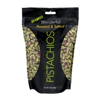 Wonderful Pistachios Roasted & Salted No Shells