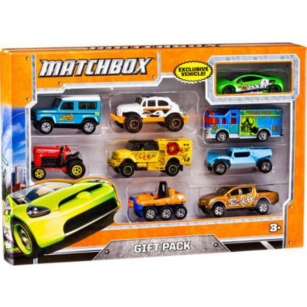 Matchbox Vehicle Gift-Pack - 9 CT