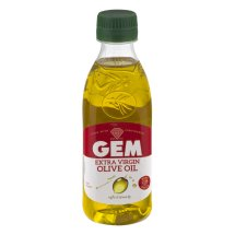 Gem Extra Virgin Olive Oil, 8.5 Oz, For Seasoning and Finishing