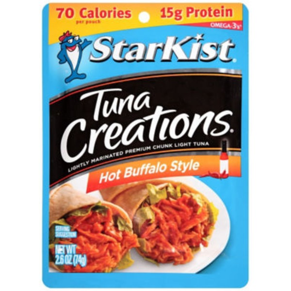StarKist Tuna Creations Hot Buffalo Style Tuna