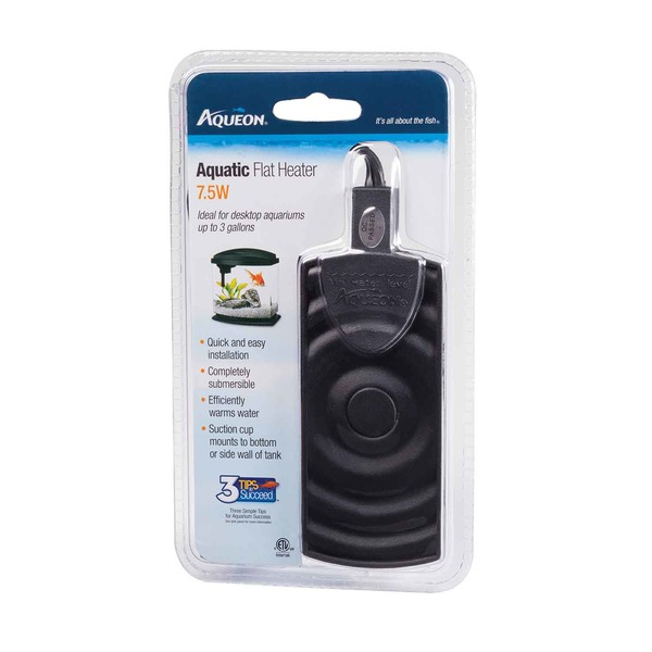 Aqueon Aquatic Flat Heater 7.5 Watts