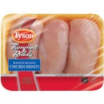 Tyson Trimmed & Ready Boneless Skinless Fresh Chicken Breasts, 1.2-1.8 lbs.