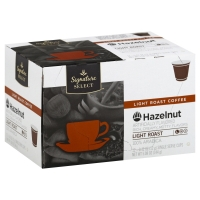 Signature SELECT Coffee Pods Hazelnut