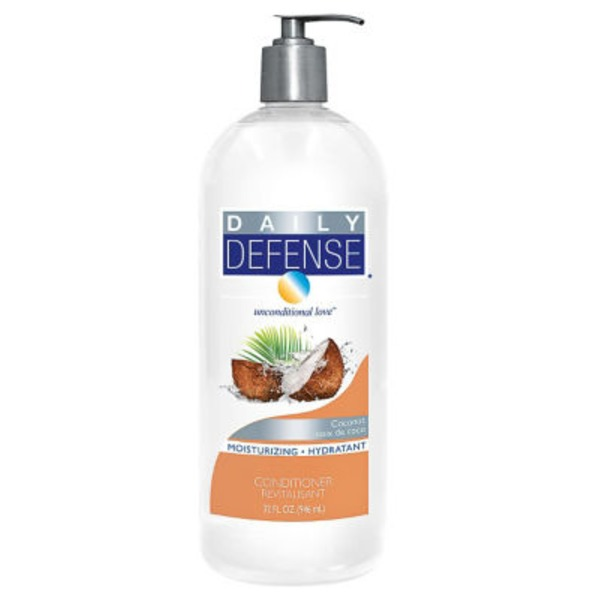 Daily Defense Coconut Moisturizing Conditioner