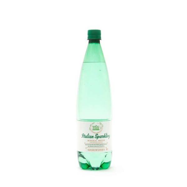 Whole Foods Market Italian Sparkling Mineral Water