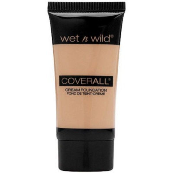 Wet n' Wild Coverall Cream Foundation 820 Medium/Tan