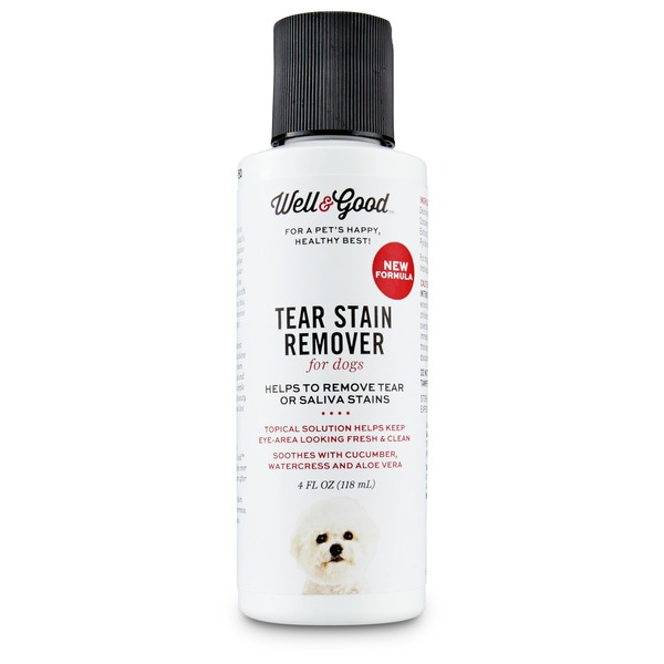 Well & Good Tear Stain Remover For Dogs