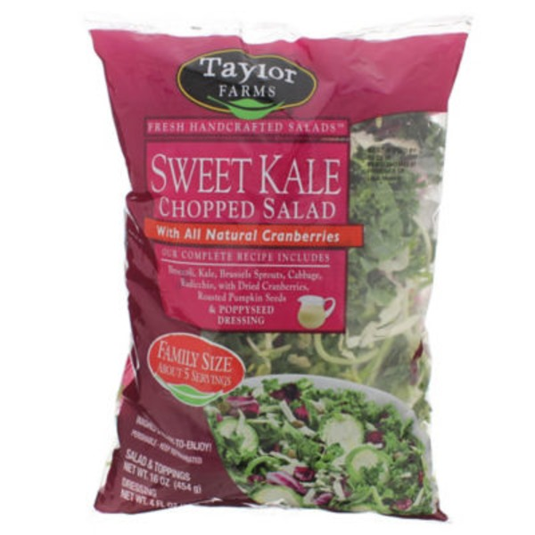 Taylor Farms Sweet Kale Salad Kit